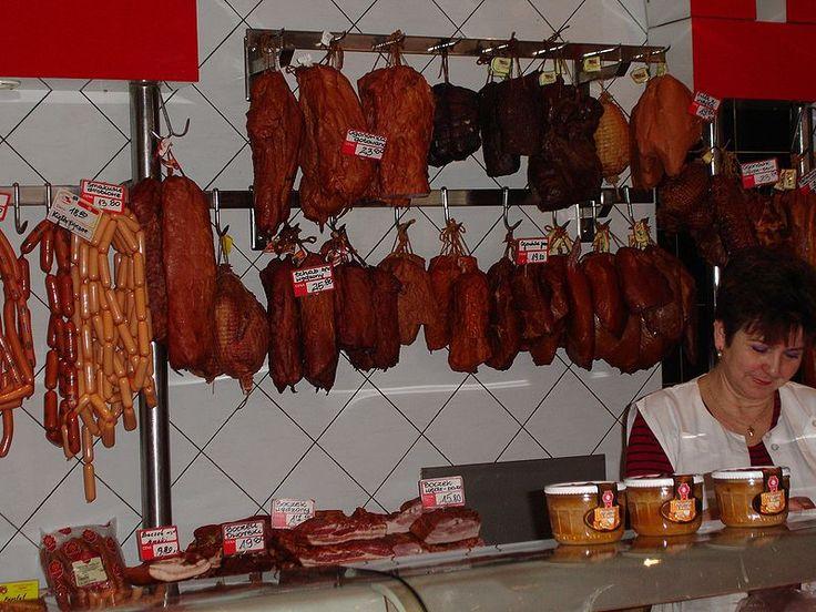 Polish meat counter - masarnia – Wikisłownik, wolny słownik wielojęzyczny