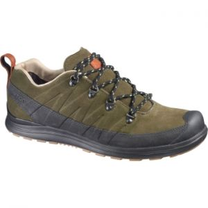 SALOMON XA CHILL CASUAL SHOES MENS  This nubuck version of the iconic XA has a vulcanized midsole and stylish details that bring together technical heritage and modern cool; for everyday action. #menshoes