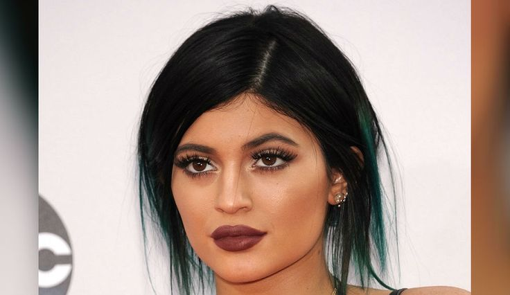 Kylie Jenner's Lips Appear As Her Eyes In 'Terrifying' Video