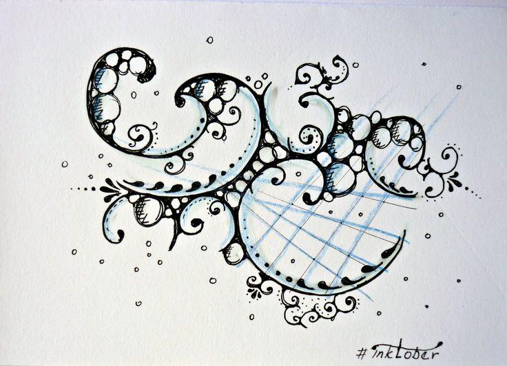 25. #swirls, kudrlinky