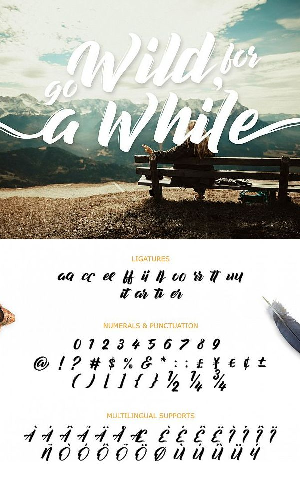 Free Brush And Script Fonts Download Best Free Fonts Free Brush