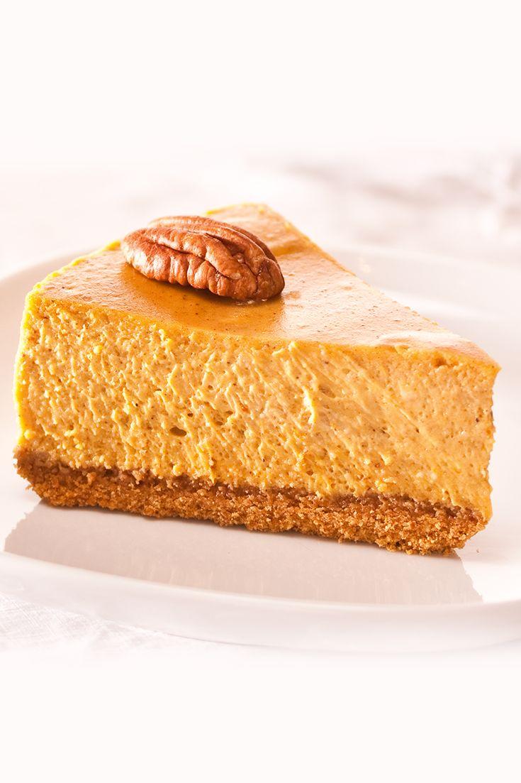 #Epicure Pumpkin Cheesecake