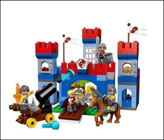Лего. Рыцарский замок. - Babyblog.ru