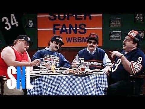 Bill Swerski's Super Fans: Da Bears in the Indy 500 - SNL - YouTube