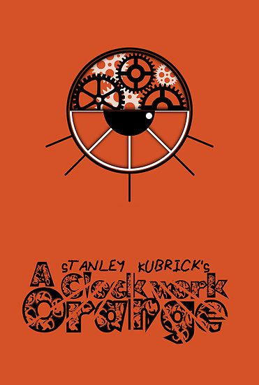 best a clockwork orange images movie posters a  a clockwork orange poster by gothicat