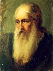 Old Monk - Gheorghe Tattarescu