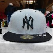 New Era Cap – NY New York Yankees – Brown Black Black Visit our webstore to grab it!!  #newera #topi #caps #hats #baseball #mlb #skateboard #hiphop #bboy #dance #59fifty #fitted #snapback #losangeles #la #dodgers #gelorajersey