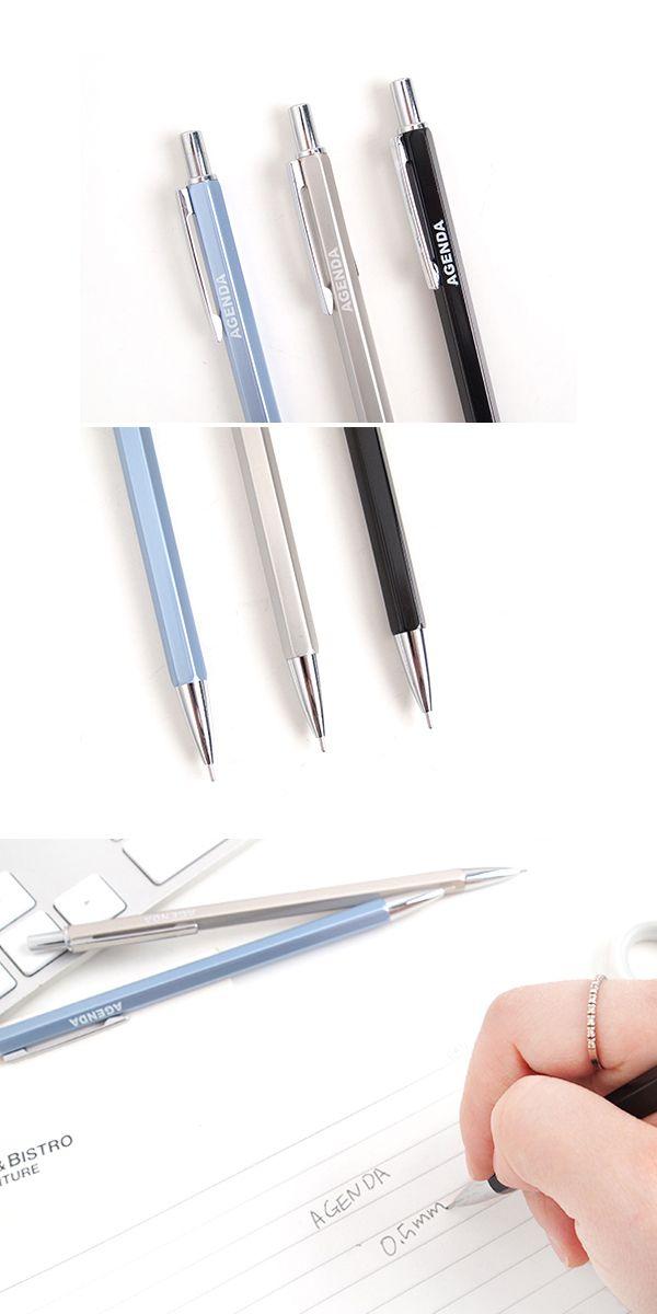 Agenda Steel Mechanical Pencil