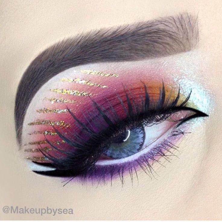 Use of Sugarpill cosmetics by @Makeupbysea (https://www.instagram.com/makeupbysea/)