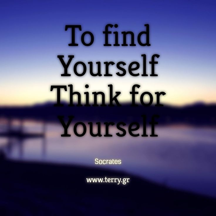 To find yourself think for yourself. Socrates www.terry.gr #greece #quote #quotes Double tap if you like follow @psychologymastery for more! #thepdproject #attitude #successdosedaily #psychologymastery #success #picoftheday #determination #entrepreneur #exercise #physique #transformation #strength #calisthenics #growthhacking #successtips #professionaldevelopment #successmindset #entrepreneurquotes #successstory #businesstips #entrepreneurial #publicspeaking #socialmarketing