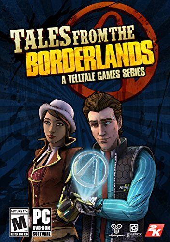 Tales from the Borderlands - PC - In this award-winning universe created by Gearbox Software, experience the story of Rhys and Fiona, unwilling partners on a quest for greatness. The Hyperion 'suit' and the con artist embark on an adventure to recover cash they both think is theirs – on the unforgiving world of... - http://ehowsuperstore.com/bestbrandsales/video-games/tales-from-the-borderlands-pc