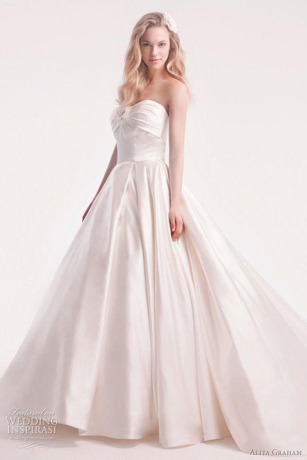 Alita Graham Wedding Dresses 2012 | Wedding Inspirasi