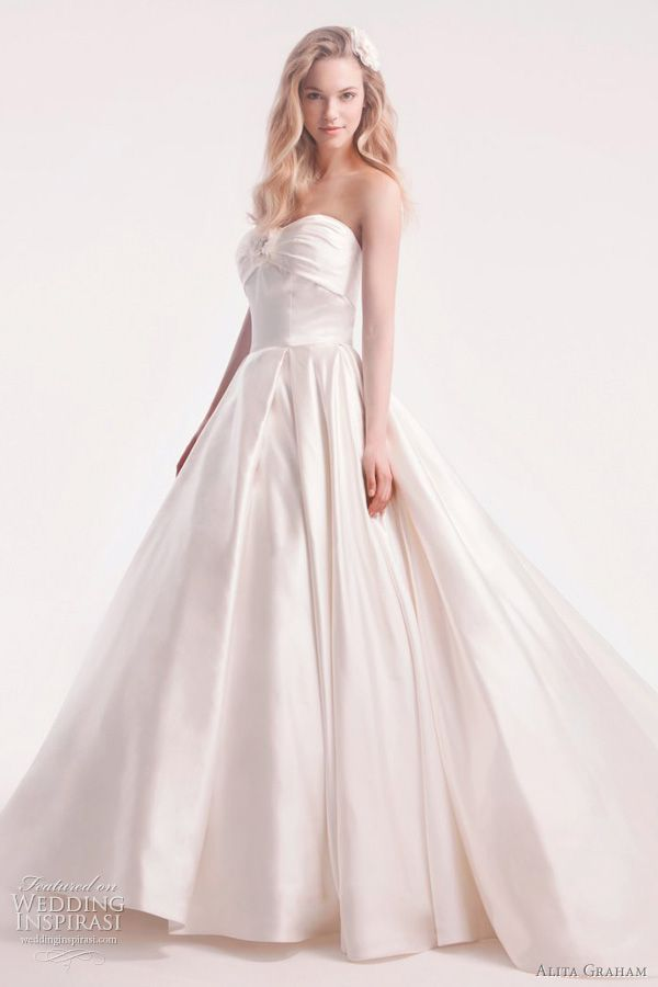 Penina Wedding Gowns at Kleinfeld | These wedding dresses are available from Kleinfeld. For more details ...
