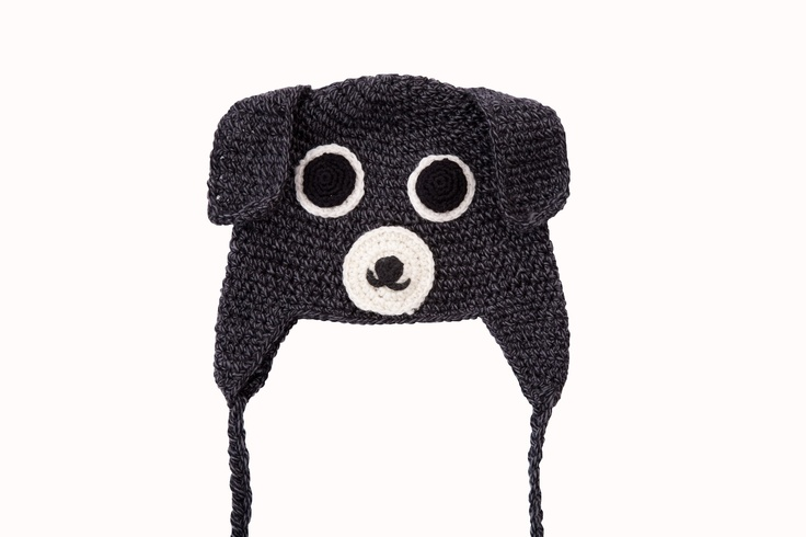 puppy dog beanie