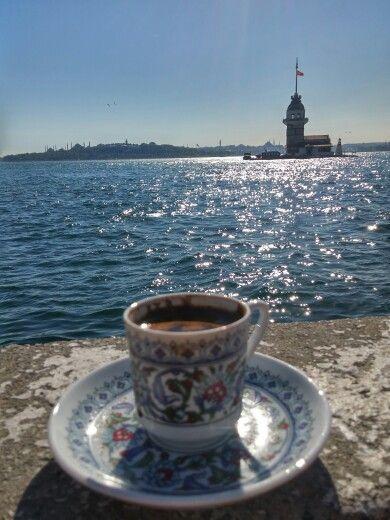 Turkish Coffee in İstanbul