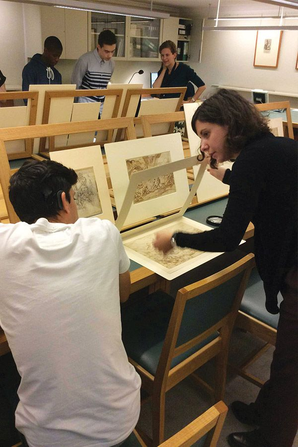 Study your BA at the UK's No.1 University for Art History. Learn more about studying at The Courtauld Institute of Art #ArtHistoryForAll