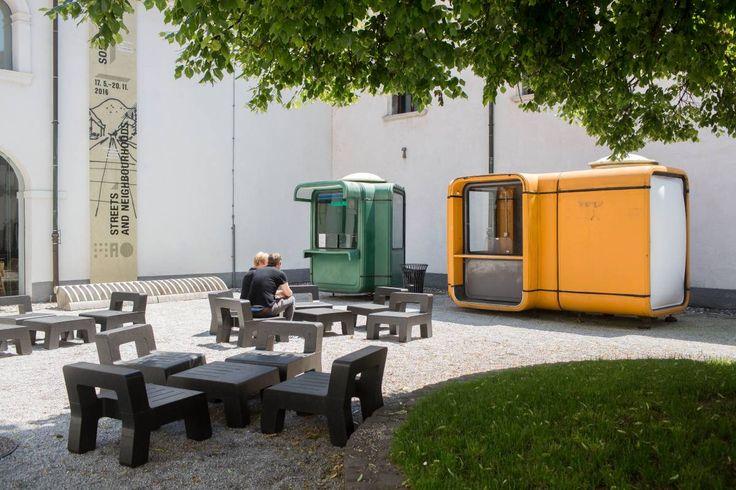 K67 kiosks, Ljubljana