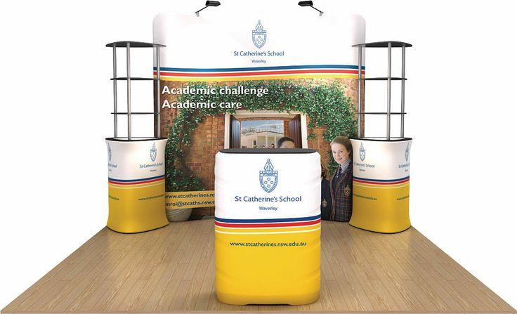 St Catherine's School Portable Display Kit