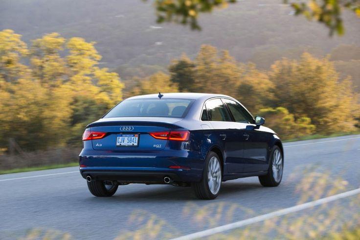 2015 Audi A3 Sedan Road Trip Pinterest Voitures