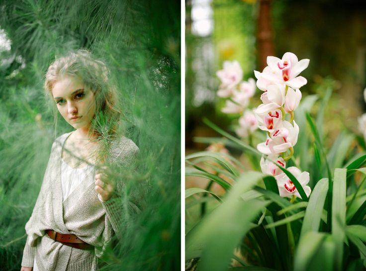Тропические сады мегаполиса: love-story Екатерины и Дмитрия undefined