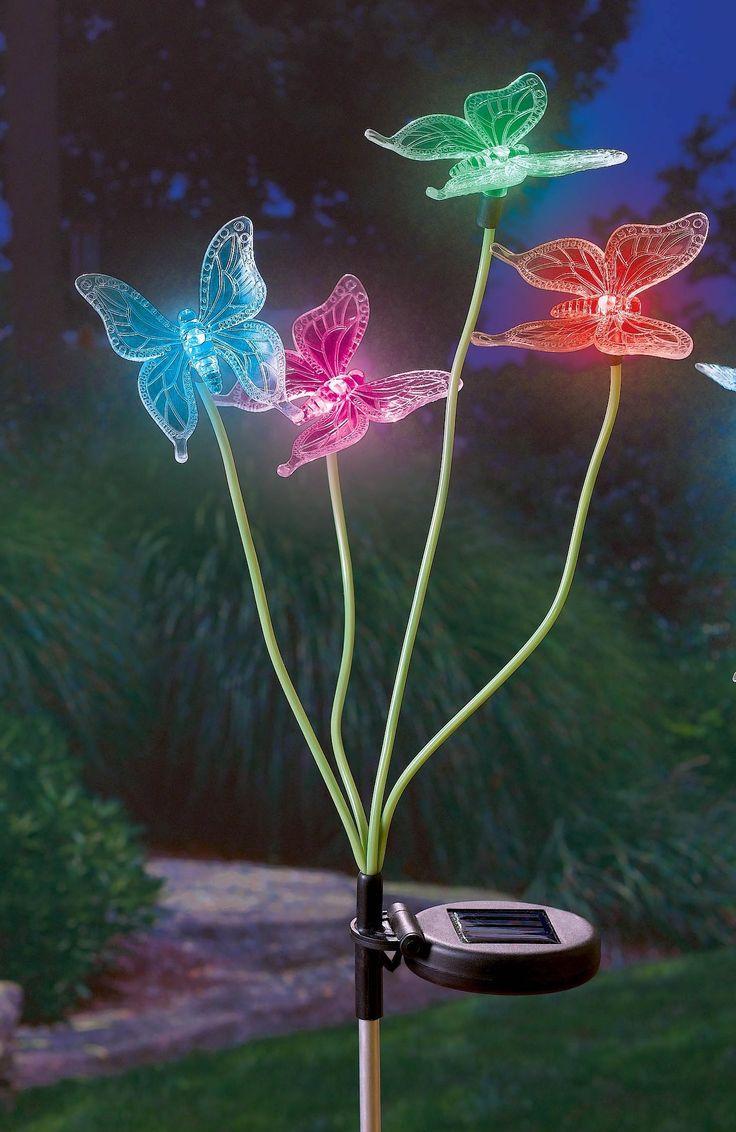 417 best Garden decor images on Pinterest Solar panels Garden