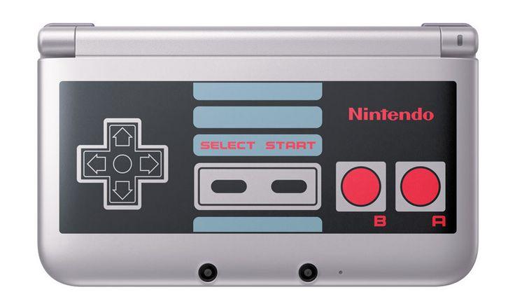 Nintendo 3DS XL Retro NES Edition