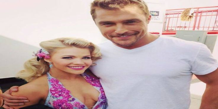 "Witney Carson Says His 'DWTS' Partner Chris Soules Is Done Grieving For Whitney Bischoff, Chris Harrison Of 'The Bachelor'  Says, ""He'll Never Date My Daughter"" - http://www.movienewsguide.com/witney-carson-says-dwts-partner-chris-soules-done-grieving-whitney-bischoff-chris-harrison-bachelor-says-hell-never-date-daughter/80399"