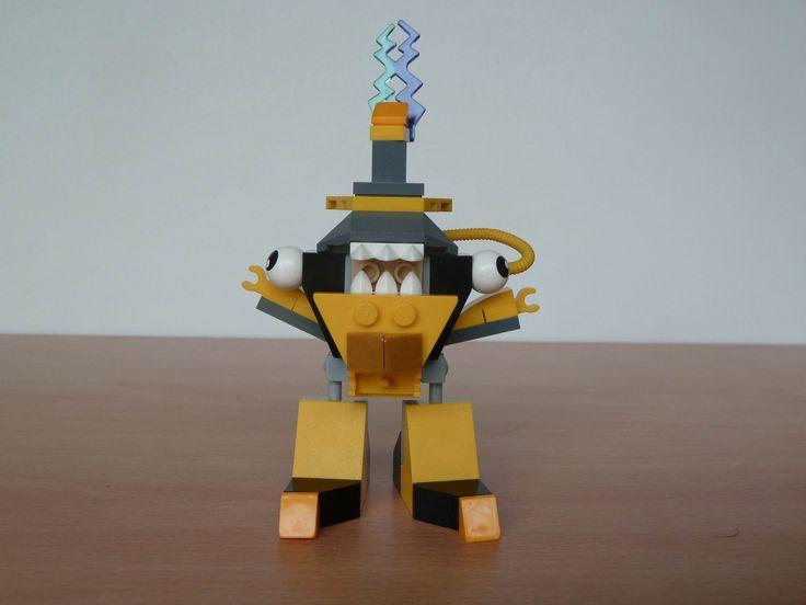 Lego Com Mixels Instructions