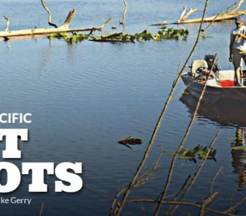 Fishing Specific Hotspots | fishhound.com