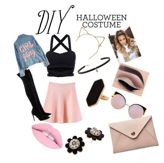 """""""Ariana grande 👑👛🙆🏻"""" by nanel2001 on Polyvore featuring Tasha, WithChic, Kendall + Kylie, Carbon & Hyde, Jaeger, Kate Spade, Fendi and High Heels Suicide"""