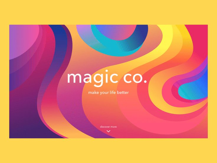 Hey guys! Ready to make your day brighter? I'm happy to share with you my new concept. This time it's a website of the agency that presents its services. The variety of provided services is echoed ...