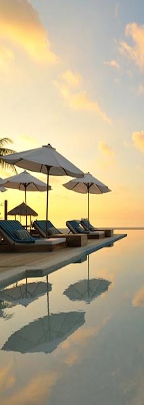 Sunset...Velassaru, Maldives | LOLO