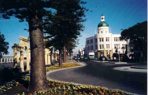 Napier, New Zealand  Art Deco