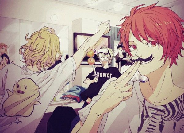 1503 best images about Uta No Prince Sama XD