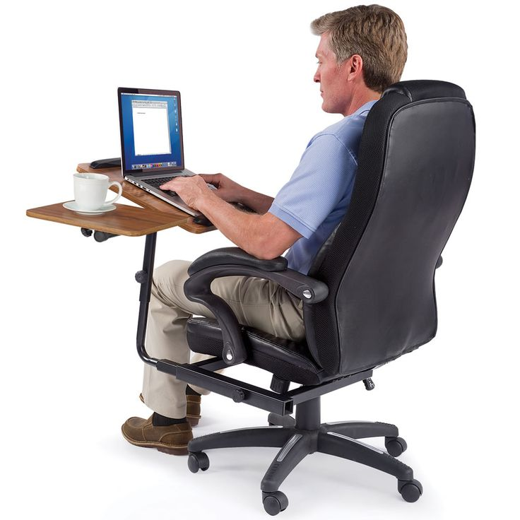 The Minimalist Home Office - Hammacher Schlemmer