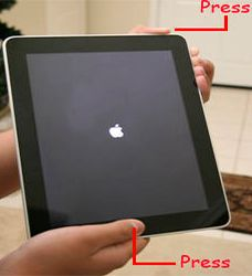 how to fix a disabled ipad mini