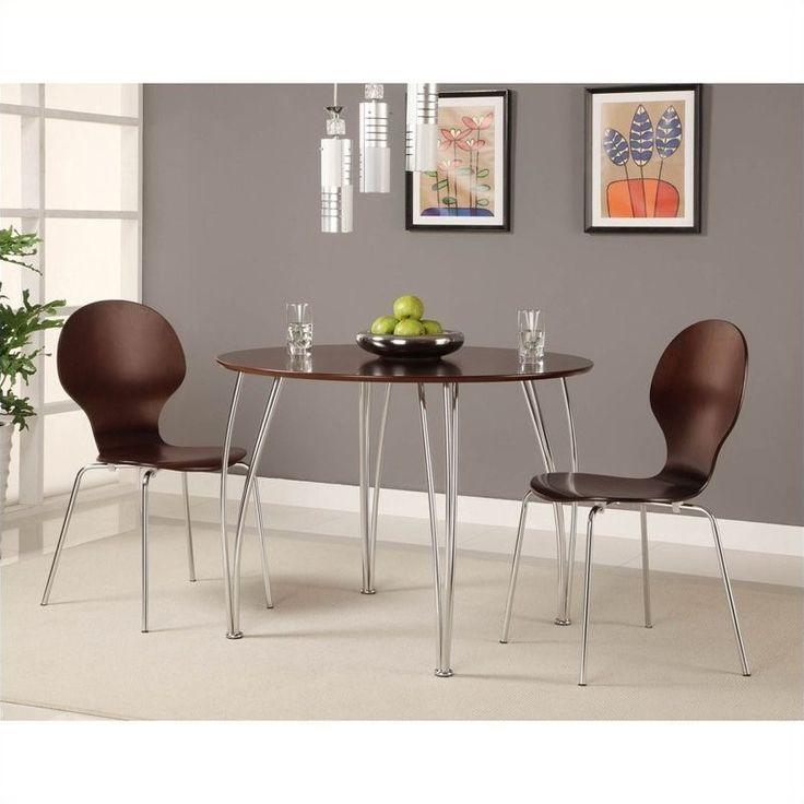die besten 20+ round wood dining table ideen auf pinterest, Esstisch ideennn