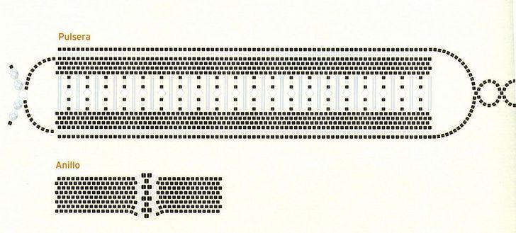 Самодельные браслеты-1