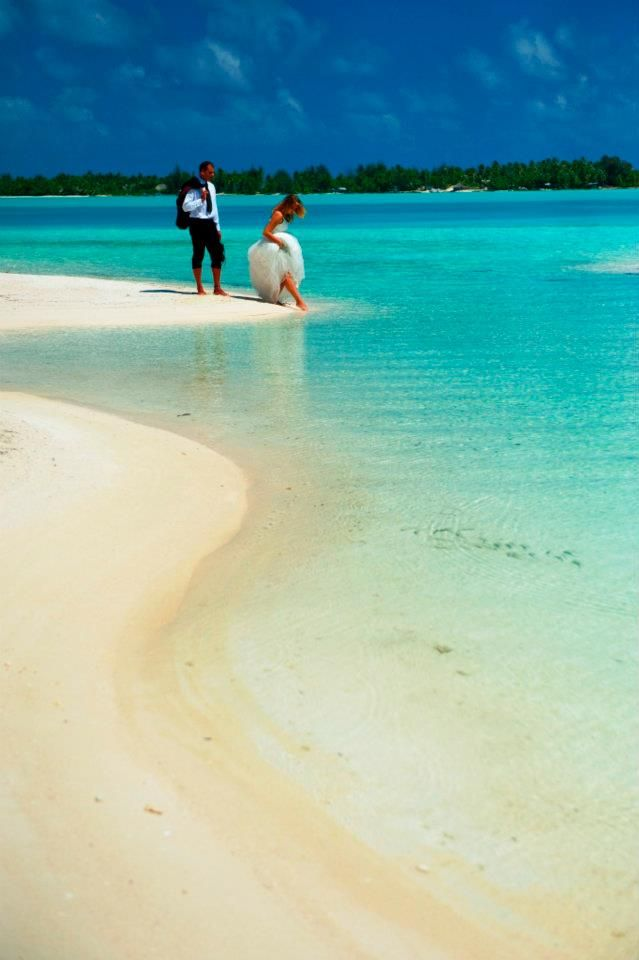 Tahitian wedding
