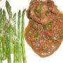 El ossobuco es un platillo delicioso Italiano en donde se cocina la ternera con hueso por 1 hora y media.  Se lo cocine a mi familia y les encantó.  Es muy sabroso y tiene pocas calorias ya que es carne blanca.