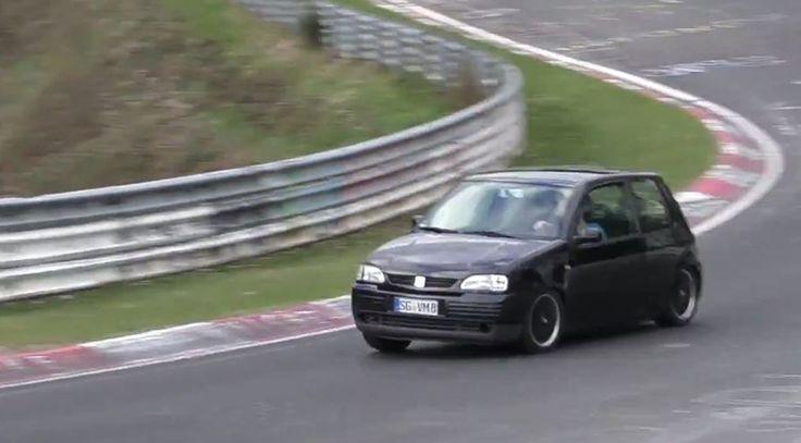 ¿Qué ha tomado este Seat Arosa para llegar a los 350 CV? - http://tuningcars.cf/2017/07/28/que-ha-tomado-este-seat-arosa-para-llegar-a-los-350-cv/ #carrostuning #autostuning #tunning #carstuning #carros #autos #autosenvenenados #carrosmodificados ##carrostransformados #audi #mercedes #astonmartin #BMW #porshe #subaru #ford