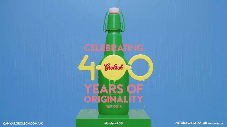 Grolsch - 400 Years on Vimeo