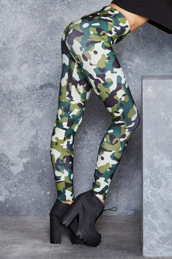 Cameowflage Toasties - 48HR ($80AUD) by BlackMilk Clothing