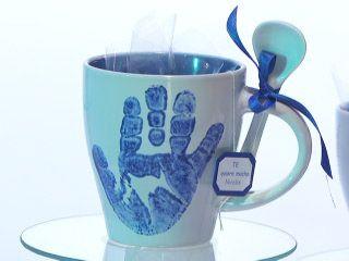 DIY -gifts - Xícaras personalizadas