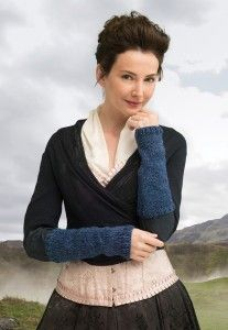 Knit Pursuit of Craigh na Dun Arm Warmers