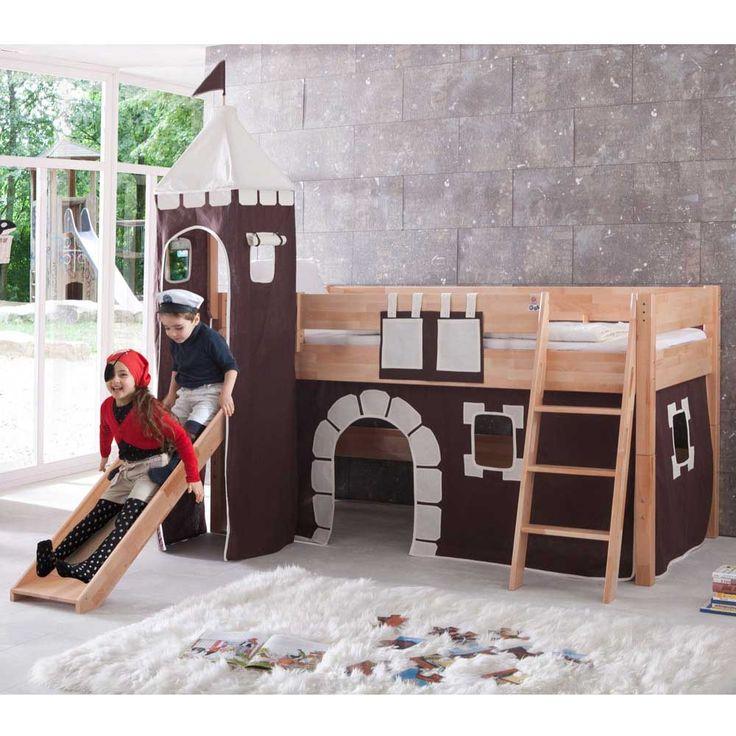 Kinderhochbett mit rutsche roller Die besten 25+ Kinderbettchen Ideen auf Pinterest | Babywiegen ...