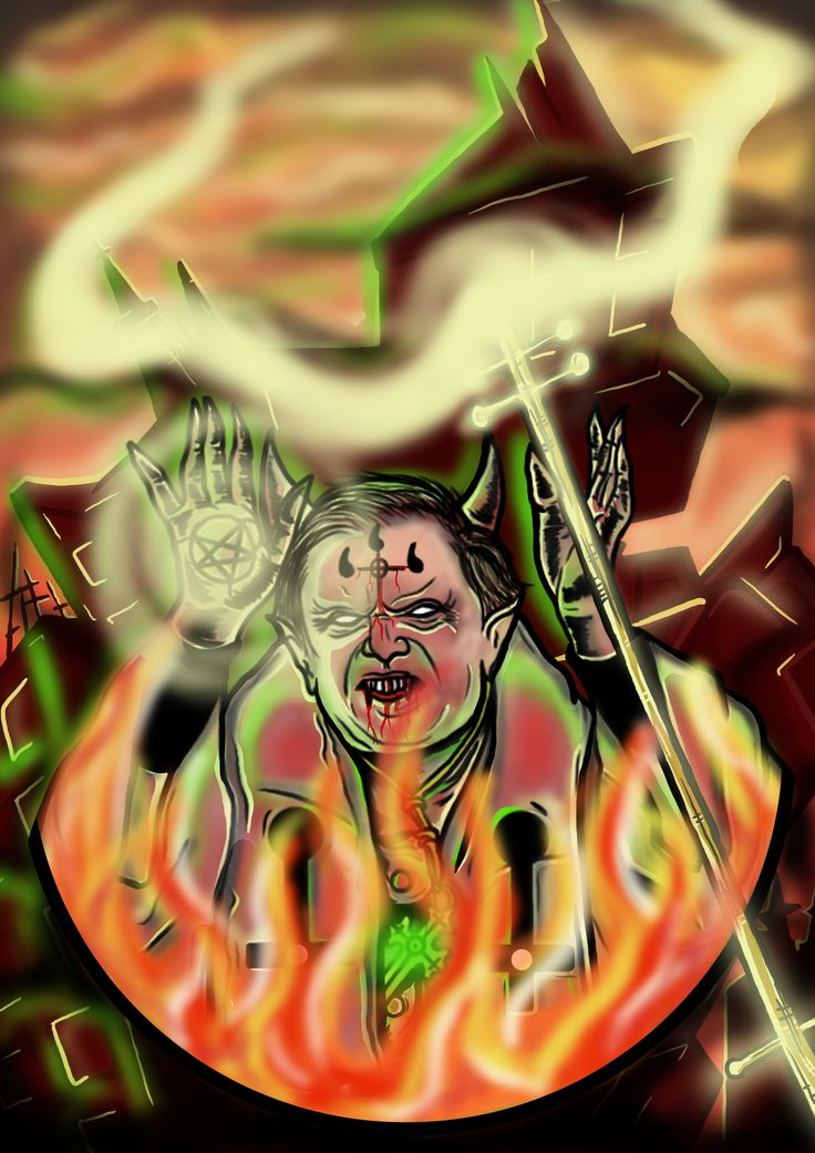 Artwork For Band Black Metal (Azab)