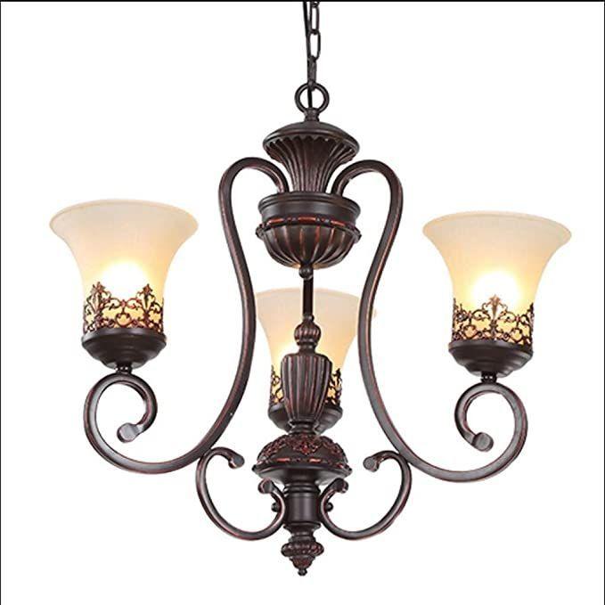 Kronleuchter Vintage Kronleuchter E27 Harz Glas Metall Lampe For Wohnzimmer Bett Restaurant Loft Beleuchtung Eisen Europa Ei In 2020 Wall Lights Ceiling Lights Sconces