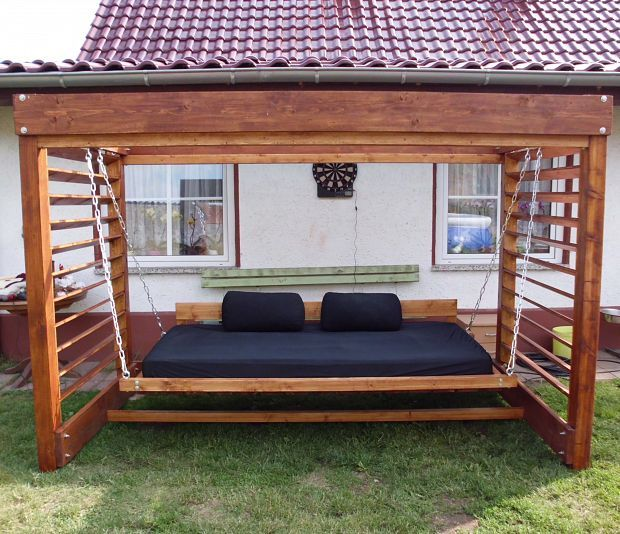 25 best ideas about gartenschaukel holz on pinterest gartenschaukel aus holz outdoor. Black Bedroom Furniture Sets. Home Design Ideas