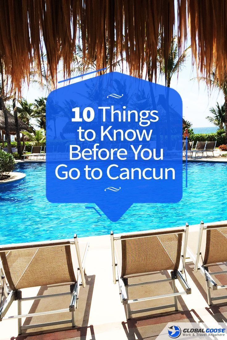 Heading to this Yucatan Peninsula hotspot? Here are a few essential things you should know before you go to Cancun. Mexico Travel, Cancun Tips, Travel Cancun, Things to Know About Cancun